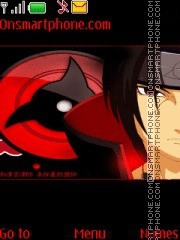 Itachi 06 theme screenshot