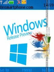Windows 8 With Icon theme screenshot