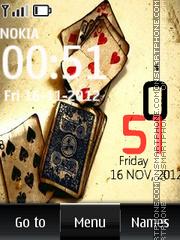 Card Deck Digital tema screenshot