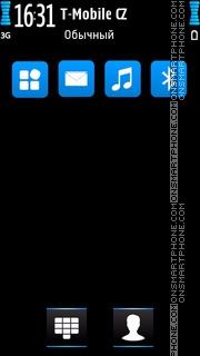 Neon 6292 theme screenshot