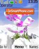 Orchidee theme screenshot