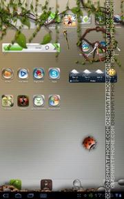 Dryad 01 es el tema de pantalla