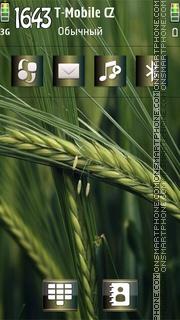 Lumia Nature theme screenshot