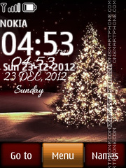 Christmas Digital es el tema de pantalla