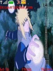Naruto Minato Hokage theme screenshot