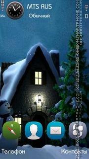 Christmas v 2 theme screenshot