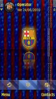 FCB theme screenshot
