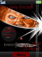 Chucky es el tema de pantalla
