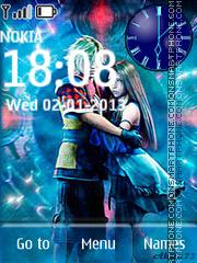 Final Fantasy 10 theme screenshot