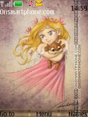 Princess es el tema de pantalla