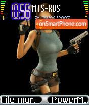 Tomb Raider 8 es el tema de pantalla