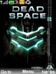 Dead Space es el tema de pantalla