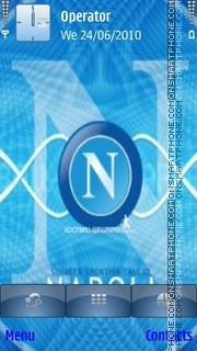 Napoli theme screenshot