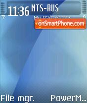 Mac Style theme screenshot