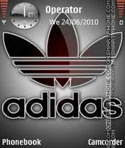 Adidas-Logo theme screenshot