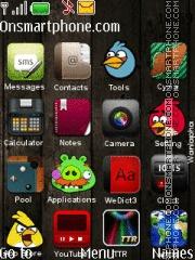 Game Icons theme screenshot