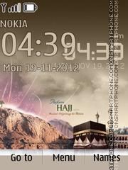 Hajj 01 theme screenshot