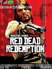 John Marston - Red Dead Redemption theme screenshot