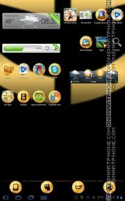 Tehkseven 02 tema screenshot