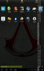 Assassins Creed 14 theme screenshot