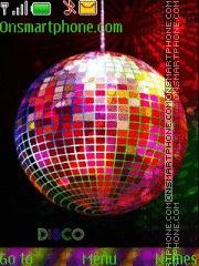 New Year Club Night es el tema de pantalla