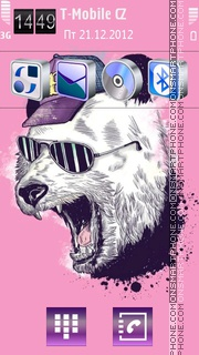 Bear 10 es el tema de pantalla
