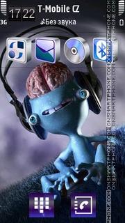 Brain es el tema de pantalla