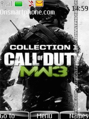 Call of Duty MW3 03 tema screenshot