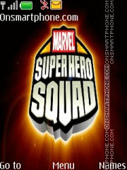 Super Hero Squad theme screenshot
