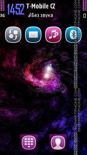 Galaxy Extreme 5th es el tema de pantalla