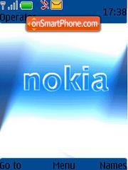 Capture d'écran Nokia Animated thème
