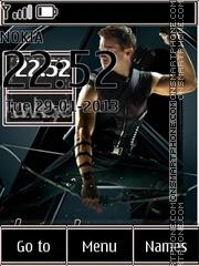 Hawkeye 01 es el tema de pantalla