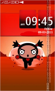 Garu Full Touch theme screenshot