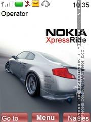NokiaXpress theme screenshot