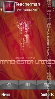 Manchester-United es el tema de pantalla