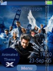 X-Men es el tema de pantalla