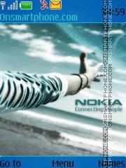 Nokia HD 02 es el tema de pantalla