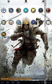 Assassins Creed 16 theme screenshot