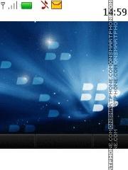 Capture d'écran Blackberry 05 thème