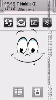 Happy Face 01 es el tema de pantalla