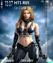 In Game theme screenshot