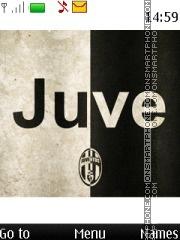 Juventus 2013 theme screenshot