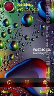 Passion Nokia es el tema de pantalla
