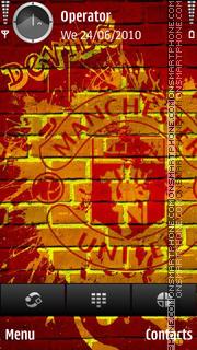 Manchester theme screenshot