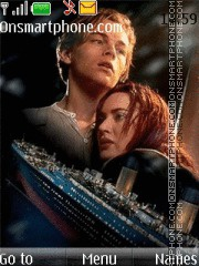 Titanic es el tema de pantalla