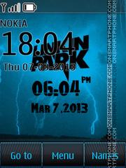 Linkin Park 13 theme screenshot