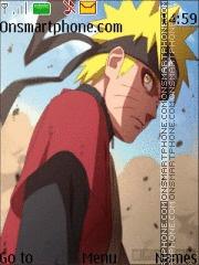 Naruto Shippuden es el tema de pantalla