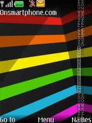 Stripes Colors v.2 theme screenshot