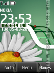 Element of spring theme screenshot
