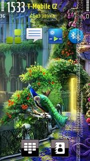 Peacock 05 theme screenshot